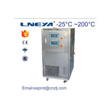 TCU of high and low temperature liquid circulator SUNDI-225W-2T
