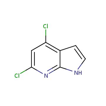 4,6-dichloro-1H-pyrrolo[2,3-b]pyridine
