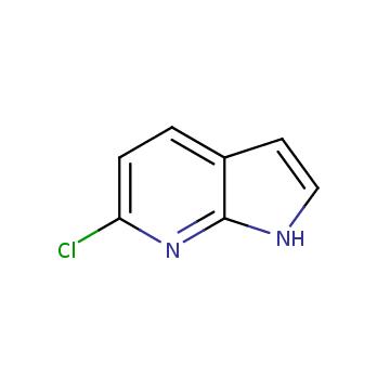 6-chloro-1H-pyrrolo[2,3-b]pyridine