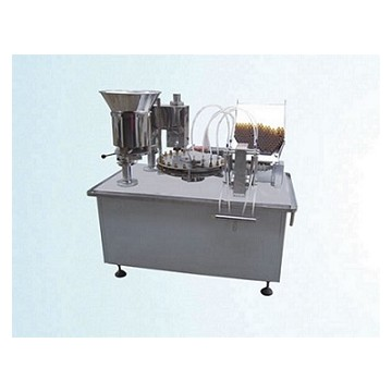 Automatic oral liquid filling capping machine