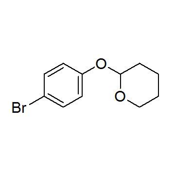 2-(4-Bromophenoxy)tetrahydro-2H-pyran