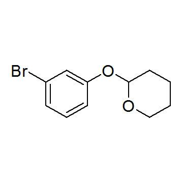 2-(3-Bromophenoxy)tetrahydro-2H-pyran