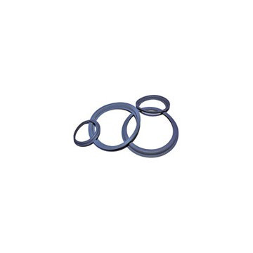 Brominated butyl rubber seals
