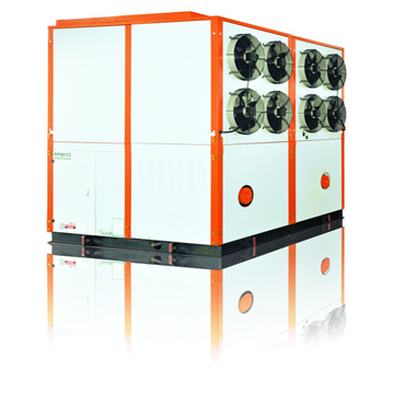 500kw Industrial evaporative water chiller for pharmaceutical application