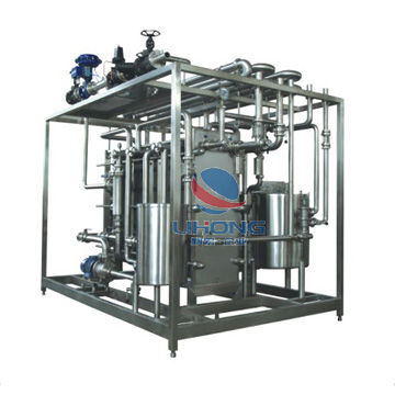 UHT Plate Type Pasteurizer
