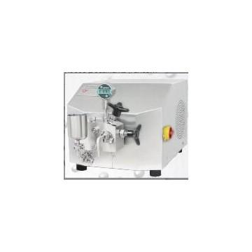 1high pressure homogenizer/nano disperser/cell breaker