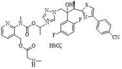 Isavuconazole Sulphate