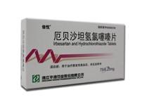 Irbesartan Hydrochlorothiazide