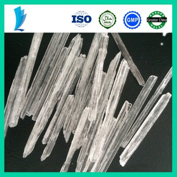 Natural Menthol Crystal for food additive