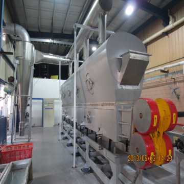 Mannitol Rectilizer Vibrating Fluidizing Drying Equipment