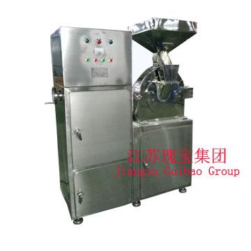 Model FL series air-cooled crusher
