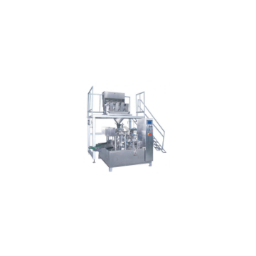 GD6/GD8-200/250/300 Premade Bag Granule Filling And Sealing Machine