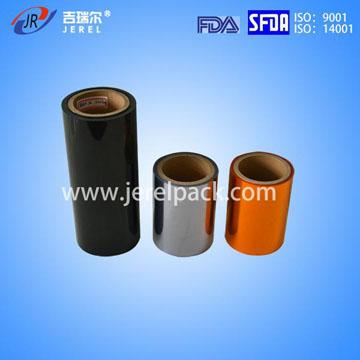 PVC/PVDC、PVC/PE/PVDC composite sheets