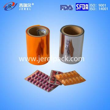 Pharmaceutical PVC rigid film