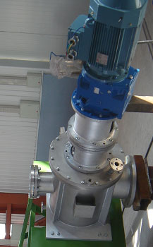 Vertical Thin Film Evaporator VTE
