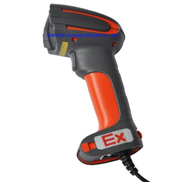 XY100 Explosion-Proof Handheld Barcode Scanner