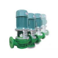 FPL plastic inline pump
