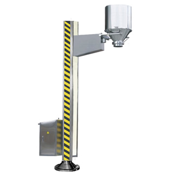 SLG Series Lifting Discharger(Stationary Type)