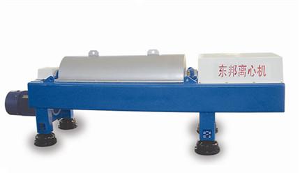 DWL300/350II/350B/350A/350/360A Horizontal Decanter