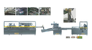 Automatic Blister Packing Production Line1