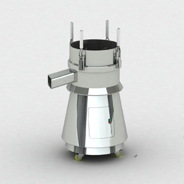 ZS Series Vibrating Screen