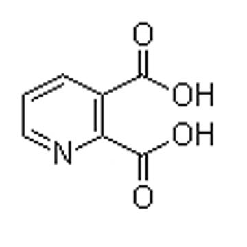 Pyridine-2, 3-dicarboxylic acid