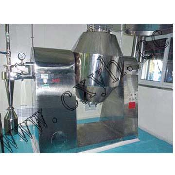Cone Vacuum rotary dryer