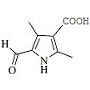 5-Formyl-2,4-dimethyl-1H-pyrrole-3-carboxylic acid