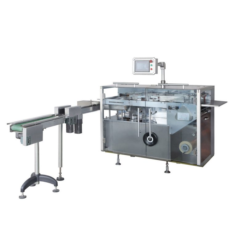 DTS-400 Automatic Cellophane Overwrapping Machine