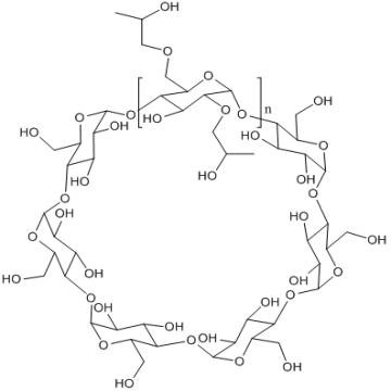 hydroxypropyl betadex from Binzhou Zhiyuan