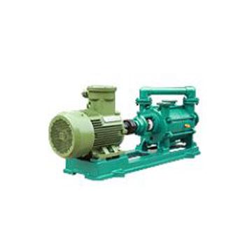 FRP (anti-corrosion) vacuum pump series