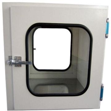 Steel plate paint transfer box