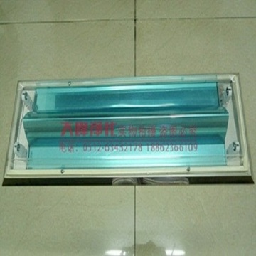 Emergency cleaning lamp