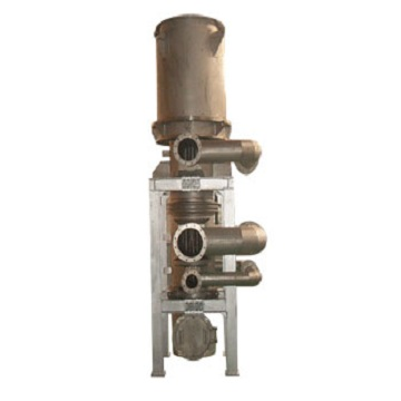 Smooth tubular heat exchanger