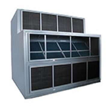 Low temperature plate heat exchanger