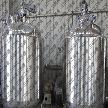 Stainless steel reactor 4
