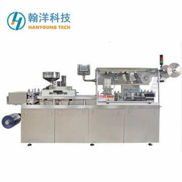 DPP-260E Flat Type Blister Packing Machine
