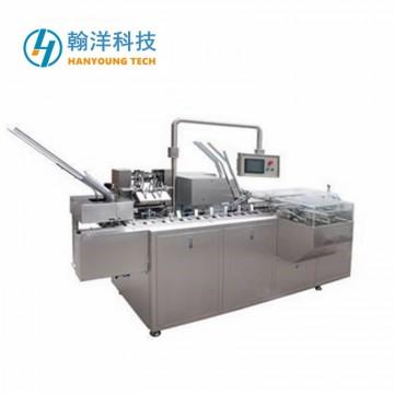 DZH-100 Horizontal Blister Sheet Cartoning Machine