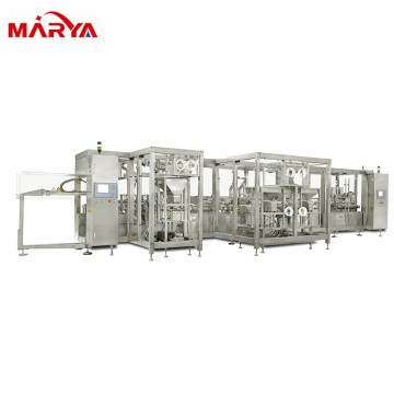 Soft bag iv machine