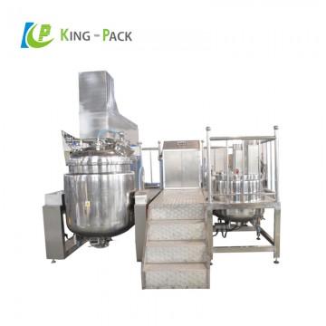 650L Vacuum emulsifying mixer