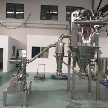 High quality good price pharmaceutical jet mill