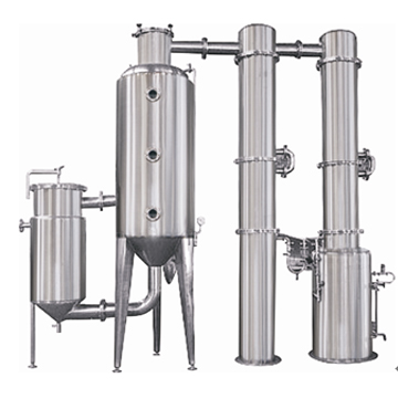 WZA Series Multi-functional Alcohol Recycling Concentrator