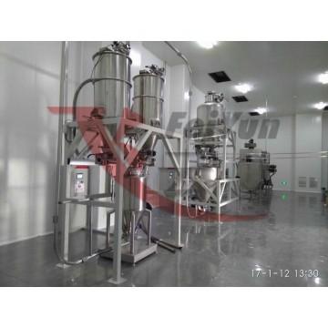 Powder Vacuum Weighing System