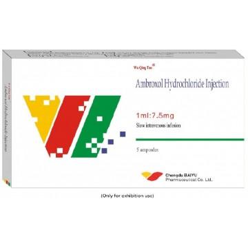 Ambroxol hydrochloride injection
