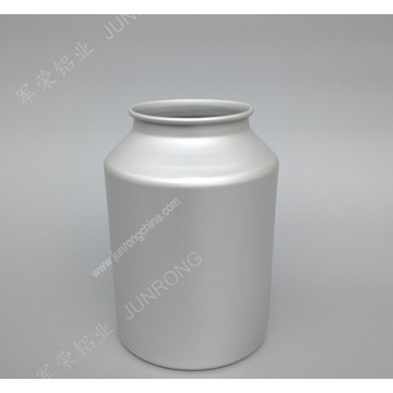Aluminum bottle tin Anodizing surface for pharmaceutical 3L