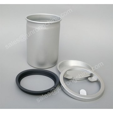 Aluminum Canister Empty for medicine powder