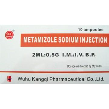 Metamizole Sodium Injection
