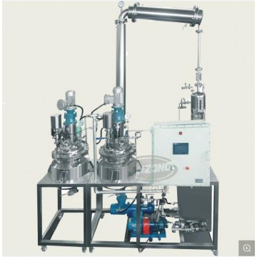 Customized Small Scale API Reaction Processing Pilot Plant