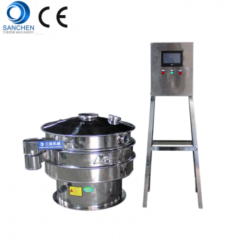 Sanchen Ultrasonic vibrating screen for pharmacy with SUS316