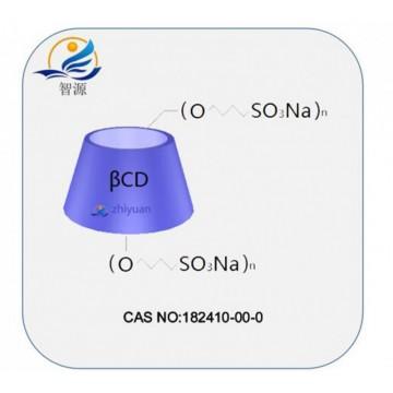Sulfobutyl ether beta-cyclodextrin sodium CAS NO :182410-00-0